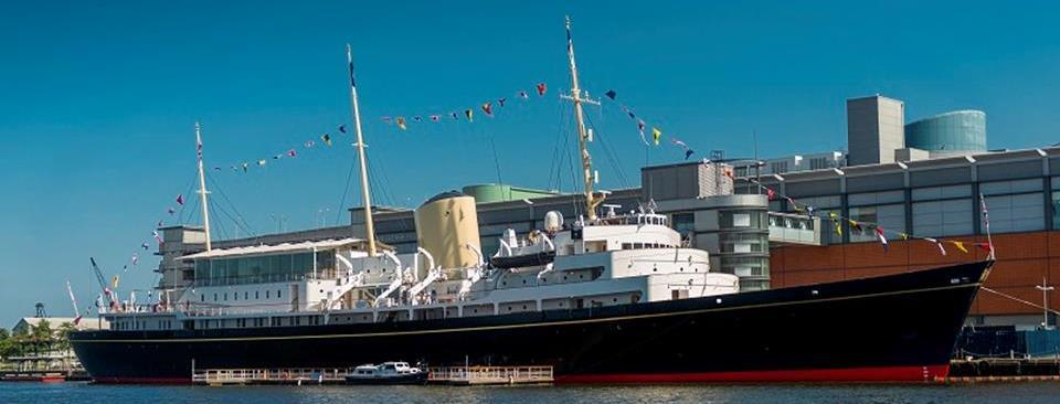 Edinburgh Tattoo Weekend from London Royal Yacht Britannia option