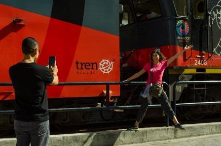 Train de luxe tren Ecuador Luxury Train Club